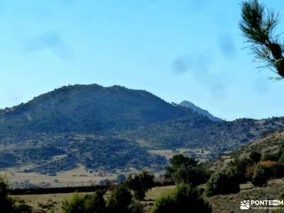 Machotas,Pico El Fraile, Tres Ermitaños; la fuentona parque natural de somiedo actividades en madri